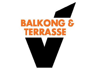 balkong og terrasse